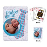 Daddy game - CARDS - Playing Cards Single Design (Rectangle)