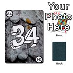 no thanks335 - Playing Cards 54 Designs (Rectangle)