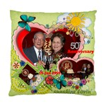 PaMa 50th Anniversary @ - Standard Cushion Case (Two Sides)