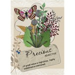Precious Card - Greeting Card 5  x 7