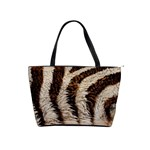Zebra Bag - Classic Shoulder Handbag