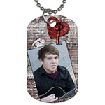 DSK3 tag - Dog Tag (Two Sides)