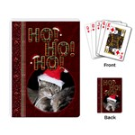 Ho Ho Ho Playing Cards - Playing Cards Single Design (Rectangle)
