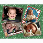 Christmas 14x11 Collage Poster - Collage 11  x 14