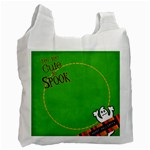 halloweeen candy bag - Recycle Bag (One Side)