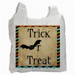 trick or treat bag 3 - Recycle Bag (One Side)