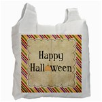 trick or treat bag 6 - Recycle Bag (One Side)