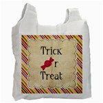 trick or treat bag 7 - Recycle Bag (One Side)