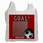 soccer bag2 - Recycle Bag (One Side)