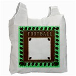 football bag - Recycle Bag (One Side)