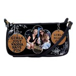 Girls Night Out Clutch Bag - Shoulder Clutch Bag