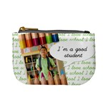 I m a good student - mini coin purse