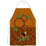 Thanksgiving Apron - Full Print Apron