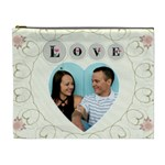 A Love Like Ours XL Cosmetic Bag - Cosmetic Bag (XL)