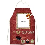 I love sushi - Custom Full Print Apron