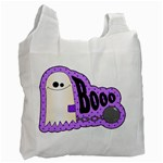 Halloween bag 01 - Recycle Bag (One Side)