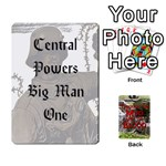 Mud and Blood Central Powers - Playing Cards 54 Designs