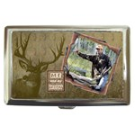 trophy hunting gift case - Cigarette Money Case