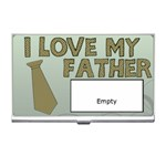 Father  - Business card holder