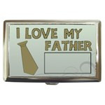 Father - Cigarette money case