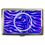 blue zebra cigarette money case
