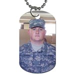 son dog tag - Dog Tag (Two Sides)