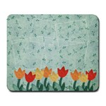 Tulips Mousepad - Large Mousepad