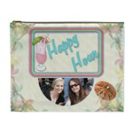 Happy Hour XL Cosmetic Bag - Cosmetic Bag (XL)