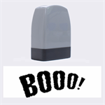BOOO! - Rubber stamp - Name Stamp
