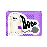 Halloween cosmetic bag 01 - Cosmetic Bag (Large)