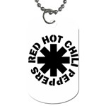 RHCP 2 - Dog Tag (Two Sides)