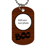 Halloween Dog Tags - 2 sided - Dog Tag (Two Sides)
