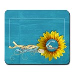 Sunflower Mousepad - Large Mousepad