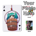 Touhou Cards(Updated) - Playing Cards 54 Designs (Rectangle)