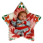 jr - Ornament (Star)