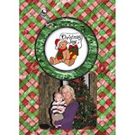 Christmas Joy Christmas Card - Greeting Card 5  x 7