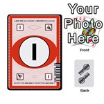 CONSPIRACY_1 - Playing Cards 54 Designs (Rectangle)