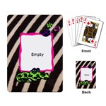 Cococards -  CARDS - Playing Cards Single Design (Rectangle)
