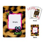 Frogcards -  CARDS - Playing Cards Single Design (Rectangle)