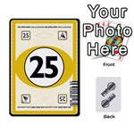 CONSPIRACY_2 - Playing Cards 54 Designs (Rectangle)