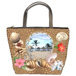 Sea Shell Bucket Bag