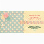 4x8 Birthday Photo Card - 4  x 8  Photo Cards
