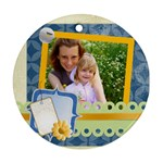 Kids idae - Ornament (Round)