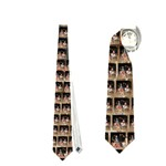 camel tie 2 - Necktie (Two Side)