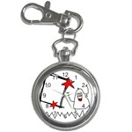 Garabatos key chain watch 01