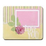 Love Always Mouse Pad - Large Mousepad