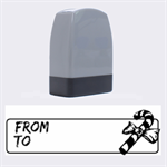 From-To 8 - Rubber stamp - Name Stamp
