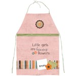 Heavens flowers apron - Full Print Apron