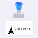 I like Paris - Rubber Stamp (Medium)