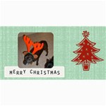 ChristmasPhoto Card - 4  x 8  Photo Cards